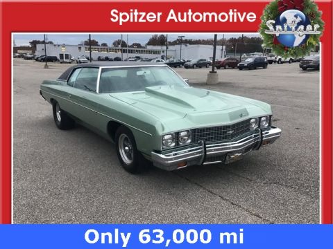 Pre-Owned 1973 Chevrolet Impala