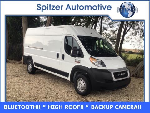 1ac918ce26 NEW 2019 RAM PROMASTER 2500 CARGO VAN HIGH ROOF 159
