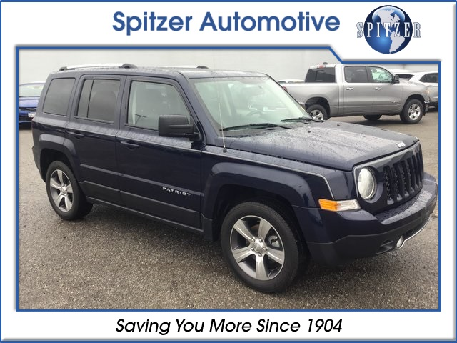 Pre Owned 2016 Jeep Patriot High Alude