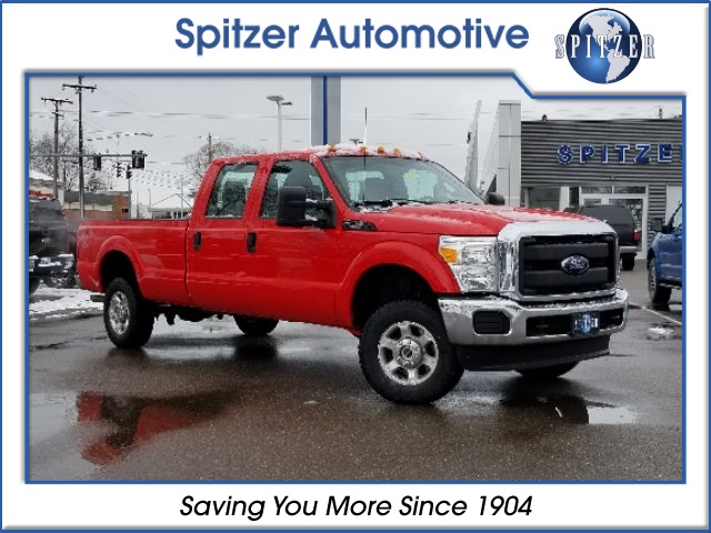 Pre-Owned 2016 Ford F-250SD XL