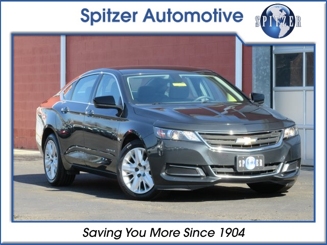 Pre-Owned 2015 Chevrolet Impala LS