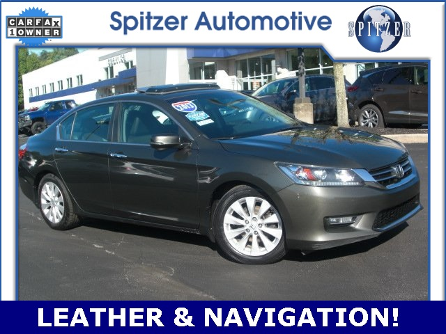 Pre Owned 2013 Honda Accord EX L