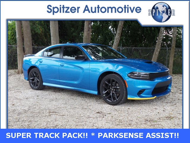 New 2019 Dodge Charger Gt Sedan In Homestead 19ho0079 Spitzer