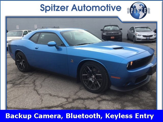 Pre Owned 2016 Dodge Challenger R T Pack