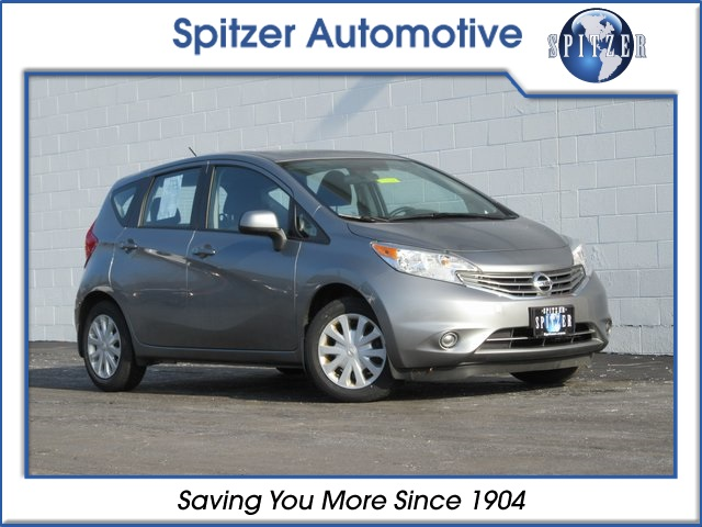 Pre Owned 2017 Nissan Versa Note Sv