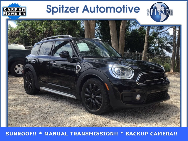 Pre Owned 2017 Mini Cooper S Countryman