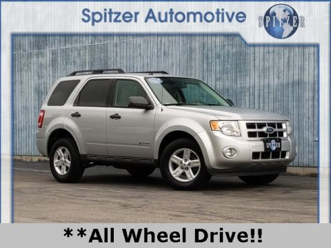 Pre-Owned 2012 Ford Escape Hybrid