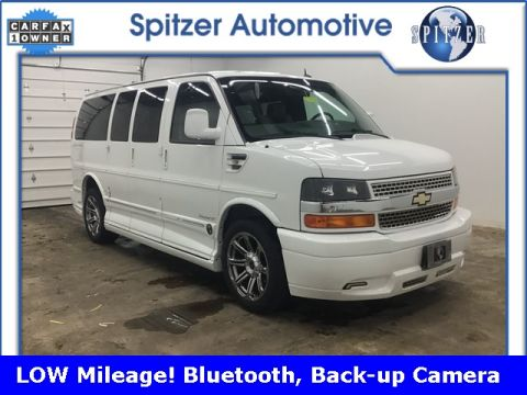 Pre-Owned 2015 Chevrolet Express 2500 Upfitter