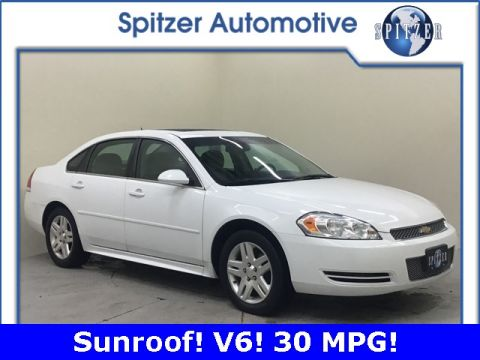 Pre-Owned 2015 Chevrolet Impala Limited LT
